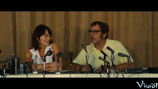 Xem Phim Cuộc Chiến Giới Tính - Battle Of The Sexes - Vkool.Net - Ảnh 4