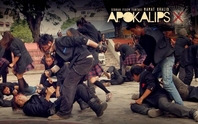 Xem Phim Băng Đảng Tranh Hùng - Apokalips X - Vkool.Net - Ảnh 1